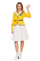 Holiday Camp Girl Costume (EF2259)